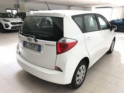 usata Toyota Verso-S 1.3 CVT Active del 2012 usata a Bra
