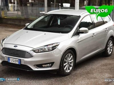 second-hand Ford Focus IV 2015 SW