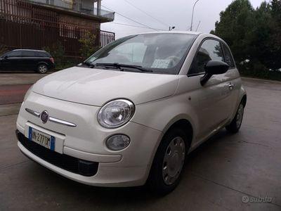 usata Fiat 500 BENZINA 1.2- 2008 ok neo patentat