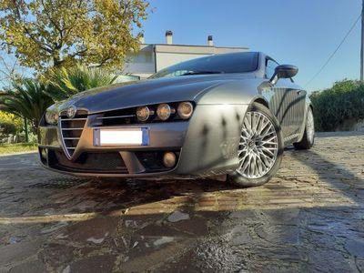 usata Alfa Romeo Brera 3.2 JTS V6 Q4 Sky Windows con soli 131.000 chilometri!
