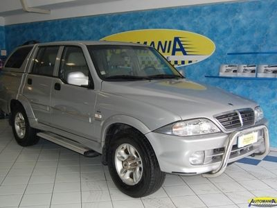 usata Ssangyong Musso Sports 2.9 TD 4p. 4WD Plus Pick-Up
