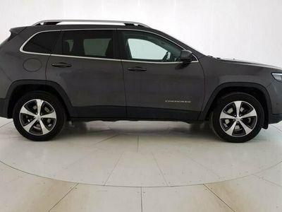 usata Jeep Cherokee Limited 2.2 multijet 195cv 9at awd