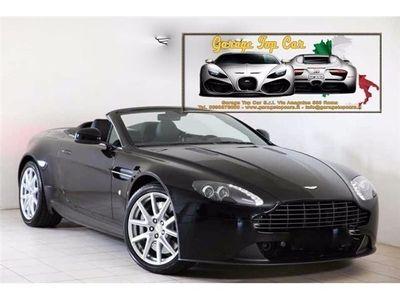 usata Aston Martin V8 Vantage Vantage Roadster + 3.590km Usato