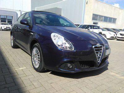 usata Alfa Romeo Giulietta Giulietta2.0 JTDm-2 170 CV TCT Exclusive NAVIGATORE - TETTO APRIBILE