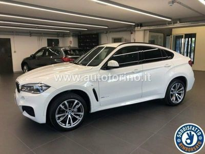 used BMW X6 xdrive30d Msport 249cv auto