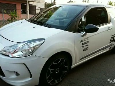 usata DS Automobiles DS3 DS 3 1.4 HDi 70 So Chic