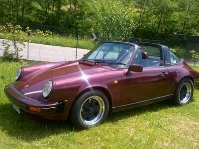 usata Porsche 911SC targa 3.0 -gabrio 1982