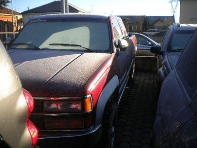 usata Chevrolet Silverado Pick Up Usato