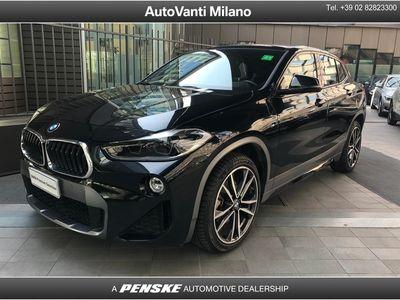 usado BMW X2 sDrive 18d Msport-X
