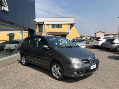 brugt Nissan Almera Tino 2.2 dCi/136CV cat Tekna