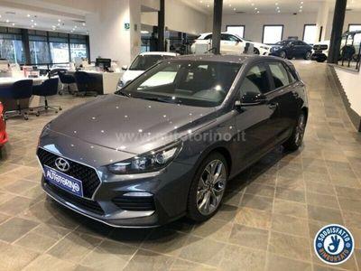 usata Hyundai i30 5P 1.6 CRDi DCT 136cv Dsl N-Line 6.2 MY20