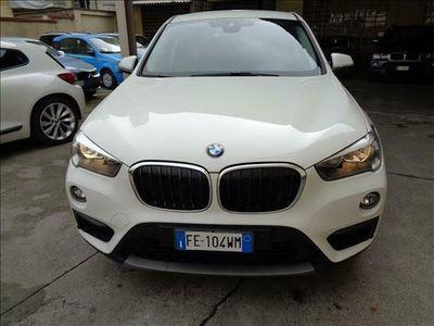 gebraucht BMW X1 d 1.8 sdrive business steptronic