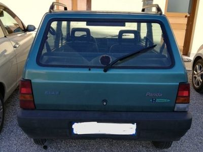 usata Fiat Panda 1100 i.e. cat Hobby usato
