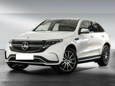 usata Mercedes EQC 400 4Matic Sport