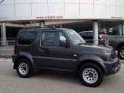 usata Suzuki Jimny 1.3 85 cv-automatica -4x4-gancio traino benzina