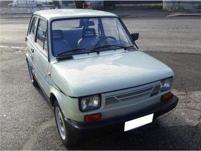 second-hand Fiat 126 bis