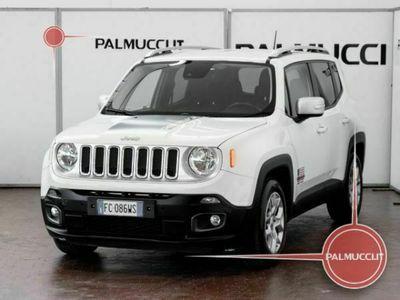 usata Jeep Renegade 1.6 Mjt 120 CV Limited del 2016 usata a Prato