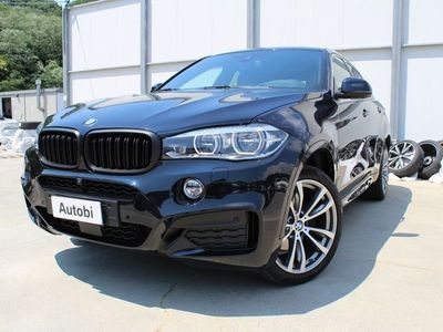 used BMW X6 xDrive30d 249CV Msport