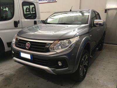 käytetty Fiat Fullback 2.4 180CV Doppia Cabina LX