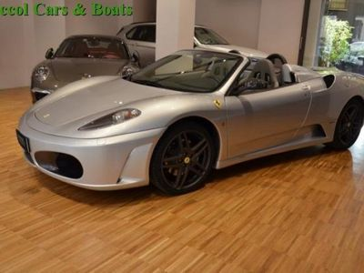usata Ferrari F430 Spider F1*NAVI**SCUDETTI*CARBONIO*