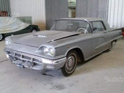 used Ford Thunderbird - Anni 60