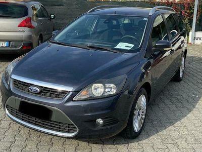 usata Ford Focus Focus1.6 TDCi 90CV SW Tit.