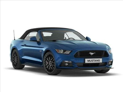 used Ford Mustang GT Mustang Convertible Convertible 5.0 V8 TiVCT