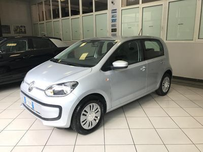 usata VW up! 1.0 5 PORTE - UNICO PROPRIETARIO - 12 M GARANZIA!!