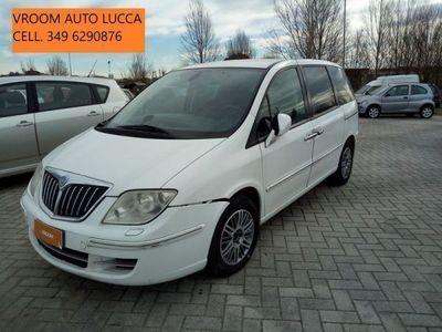 brugt Lancia Phedra 2.2 MJT Oro Anno 2010
