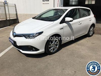 used Toyota Auris AURIS1.8 Hybrid Active cvt