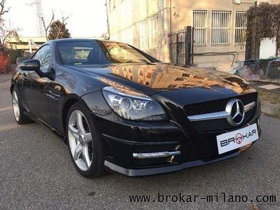 usata Mercedes SLK350 ClasseBlueefficiency Premium - Perfetta! Usato