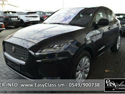 usata Jaguar E-Pace 2.0D 150 CV AWD aut. R-DYNAMIC SE LED NAVI