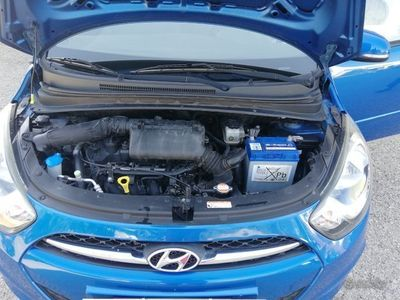 usata Hyundai i10 1ª serie - 2011
