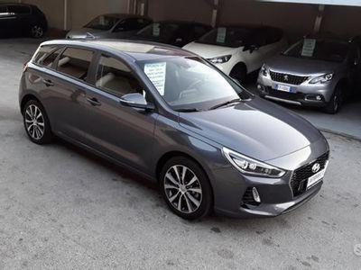 usata Hyundai i30 1.6 110 Cv Crdi Business Prime Edition