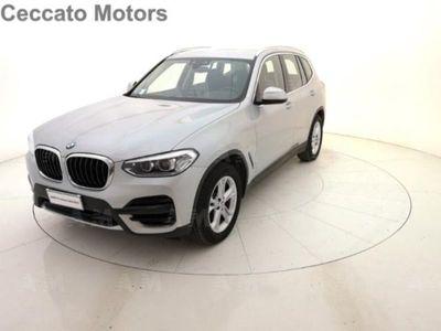 usata BMW X3 xDrive20d Business Advantage del 2019 usata a Castelfranco Veneto
