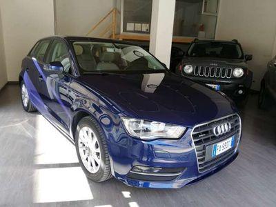 usata Audi A3 SPB 2.0 TDI 150 CV clean diesel quatt