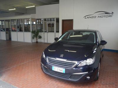usata Peugeot 308 1.6 hdi 92cv 5p km 89000 e5b