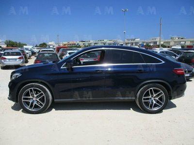 begagnad Mercedes 350 GLE Coupéd 4Matic Coupé Premium usato