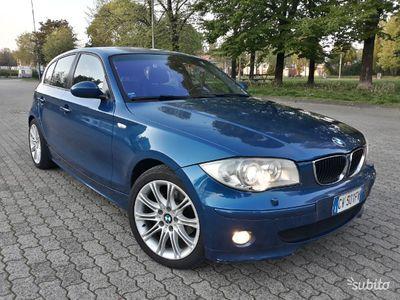usado BMW 120 d 163cv automatica Msport perfetta