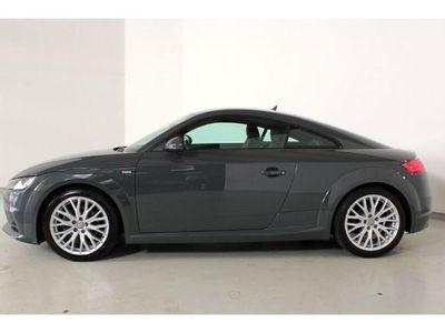 usata Audi TT Coupé 2.0 TDI ultra S line LED FULL OPTIONAL rif. 6838727