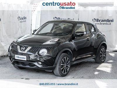 usata Nissan Juke I 2015 1.5 dci Acenta 110cv
