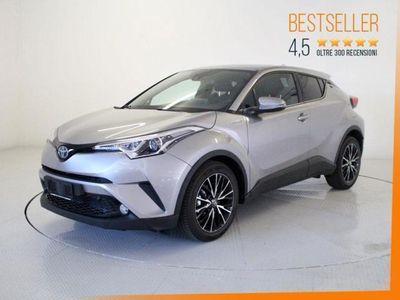 käytetty Toyota C-HR 1.8H (122CV) E-CVT Trend