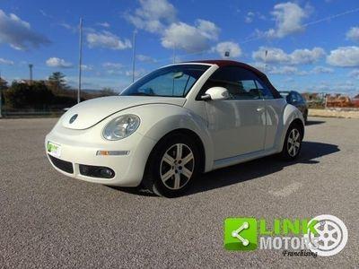 second-hand VW Beetle NEW, manutenzione curata, perfetto