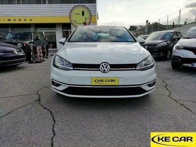 usata VW Golf 1.6 TDI 115 CV 5p. Business BlueMotion Technology usato
