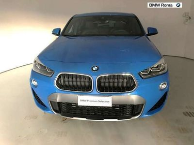 usata BMW X2 sDrive16d Msport-X del 2020 usata a Roma