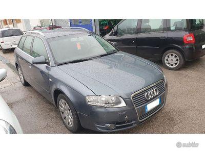 usata Audi A4 2.0 tdi iniettore da fare 2007