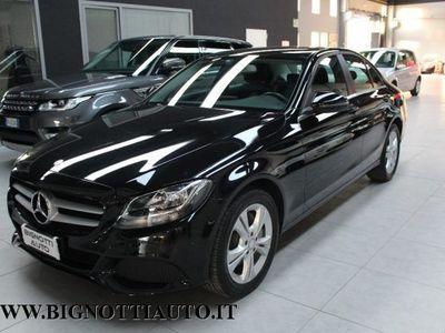 usata Mercedes C300 h Automatic Business