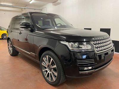 usata Land Rover Range Rover 4.4 SDV8 Autobiography Black
