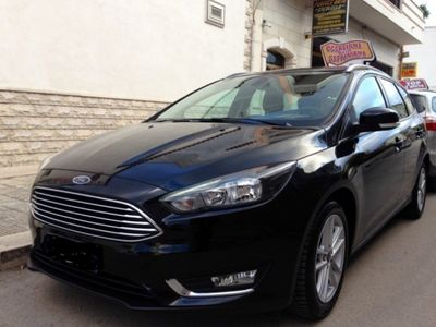 usata Ford Focus 1.5 TDCi 105 CV Start&Stop SW ECOnetic Business rif. 7706944