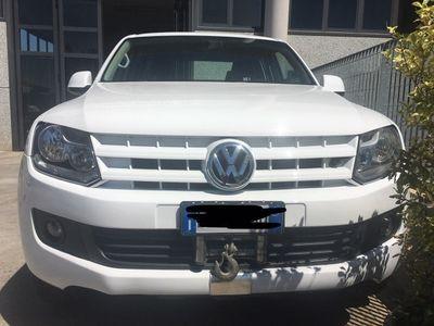 usata VW Amarok 2.0 TDI 140 CV 4Motion Inserib